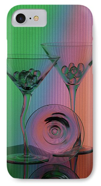 IPhone Case featuring the photograph A Dry Martini by Mike Martin