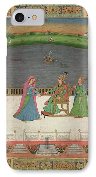 A European Princess IPhone Case by British Library