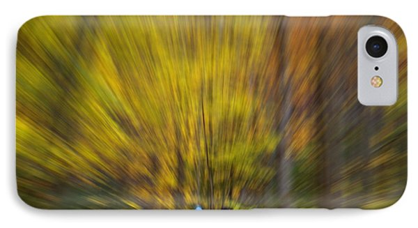 IPhone Case featuring the photograph A Fall Stroll Taughannock by Jerry Fornarotto