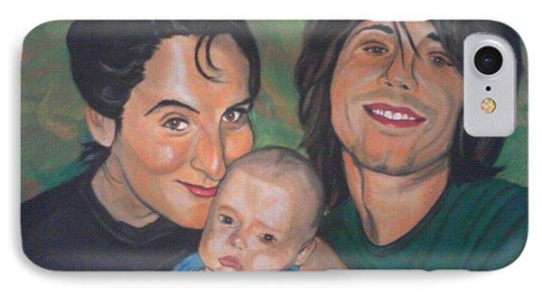 A Family Portrait IPhone Case