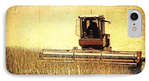 A Field For Harvest IPhone Case