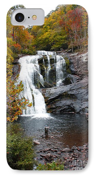 A Fisherman's Paradise IPhone Case by Marilyn Carlyle Greiner