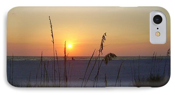 A Florida Sunset IPhone Case by Cynthia Guinn