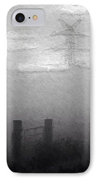 A Foggy Day Phone Case by Steve K