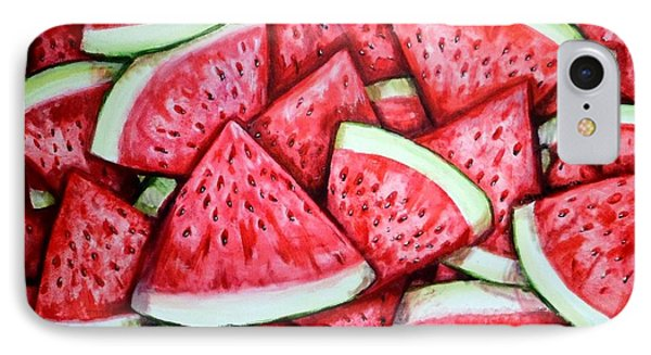 A Fresh Summer 2 IPhone Case by Shana Rowe Jackson