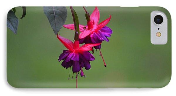 A Fuchsia IPhone Case