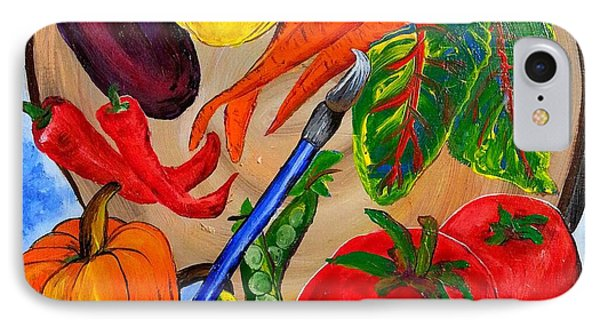 A Gardeners Palette IPhone Case