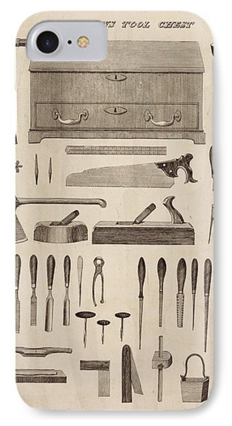 A Gentlemans Tool Chest IPhone Case