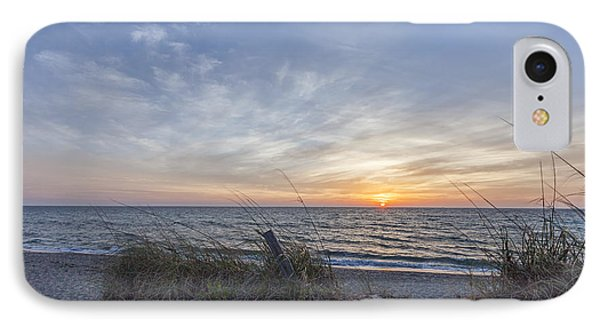 A Glass Of Sunrise IPhone Case by Jon Glaser