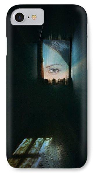 A Glimpse IPhone Case