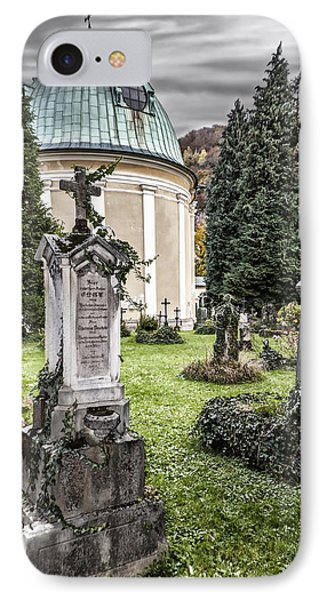 A Grave Situation IPhone Case by Anthony Citro
