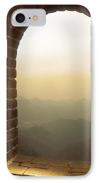 A Great View Of China IPhone Case by Nicola Nobile
