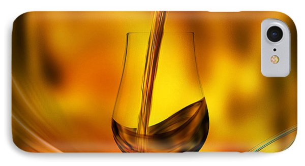 IPhone Case featuring the digital art A Great Whisky by Johnny Hildingsson