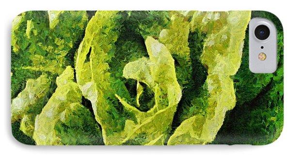 A Green Source Of Vitamins Phone Case by Dragica  Micki Fortuna
