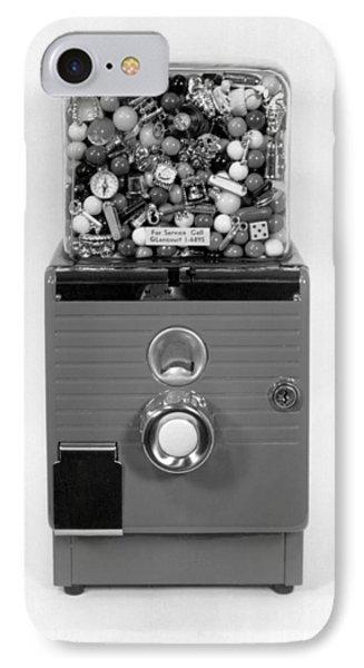 A Gumball Machine IPhone Case