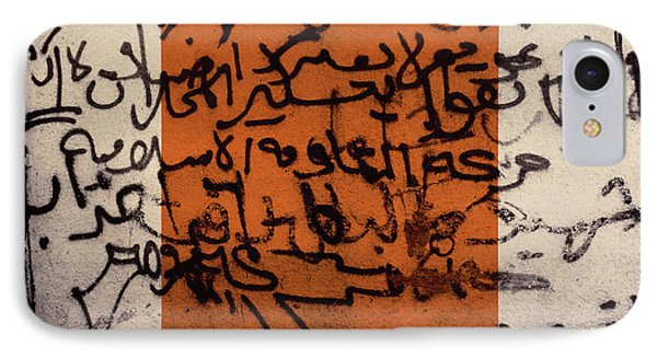 A Gun For Palestine, 1992 Silkscreen On Canvas IPhone Case by Laila Shawa