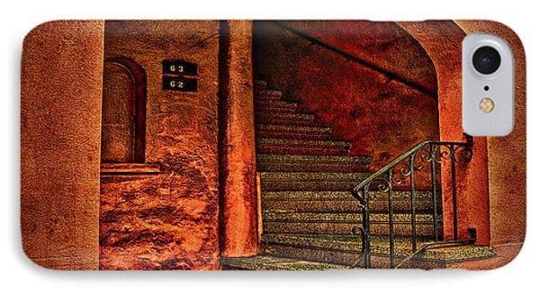 A Hidden Place  ... IPhone Case by Chuck Caramella