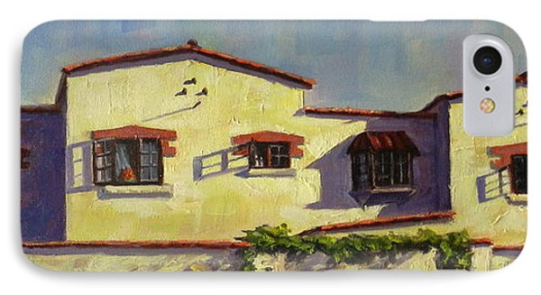 A Home In Barranco IPhone Case