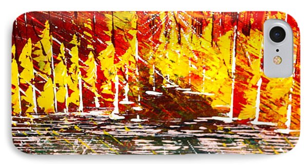 A Hot Summer Day.- Sold IPhone Case