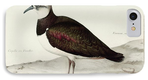 A Lapwing IPhone 7 Case by Nicolas Robert
