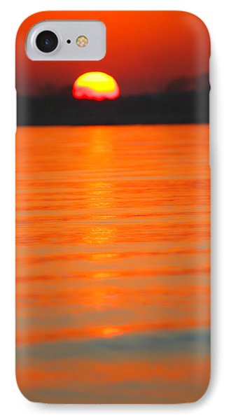 A Last Sunset Phone Case by Karol Livote