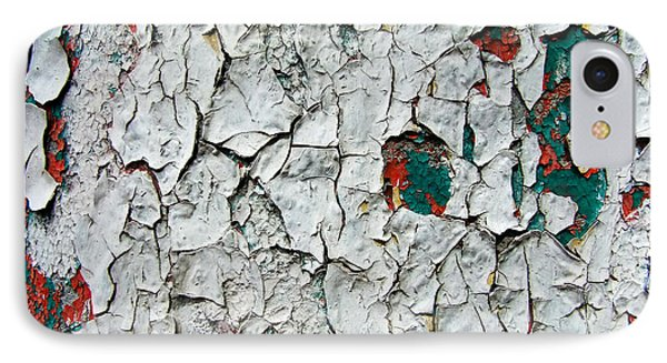 A Legacy In Peeling Paint IPhone Case by Robert Knight
