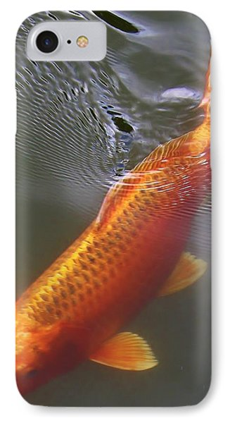 A Leisurely Swim Phone Case by Bruce Bley