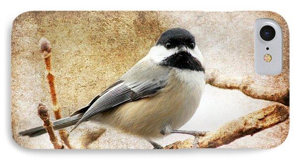 A Little Bird Told Me II IPhone Case