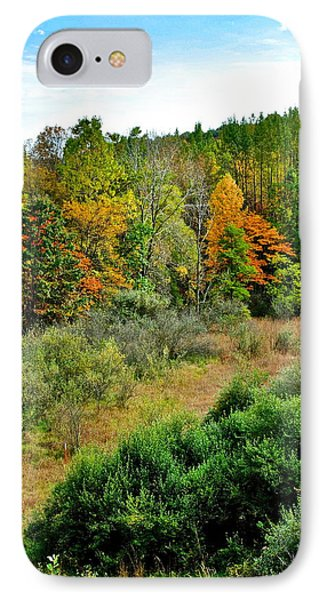 A Lofty Perch Phone Case by Frozen in Time Fine Art Photography