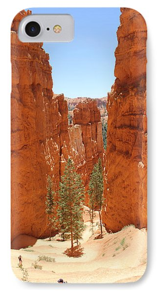A Long Way To The Top IPhone Case by Mike McGlothlen