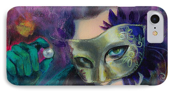 A Losing Game IPhone Case by Dorina  Costras
