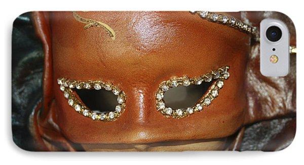 A Mask Phone Case by Tommytechno Sweden