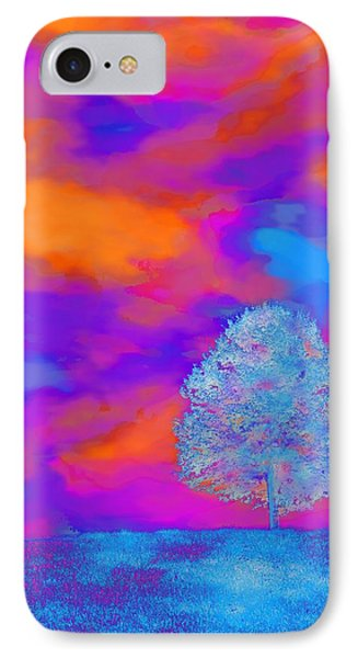 IPhone Case featuring the digital art A Midsummer Night Dream by Mary Armstrong