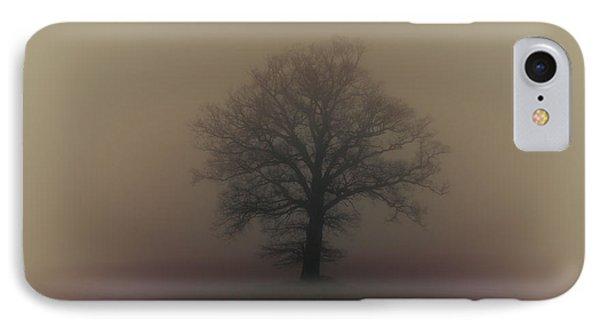 A Misty Morning IPhone Case by Chris Fletcher