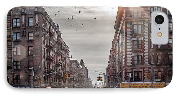 A Moment In Manhattan  IPhone Case by Anthony Fields