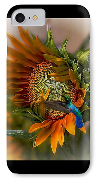 A Moment In Time IPhone Case by John  Kolenberg