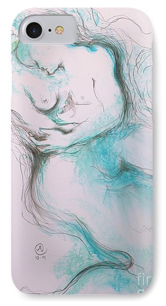 A Moment IPhone Case by Marat Essex