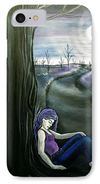 A Moment To Rest Phone Case by Jan Wendt