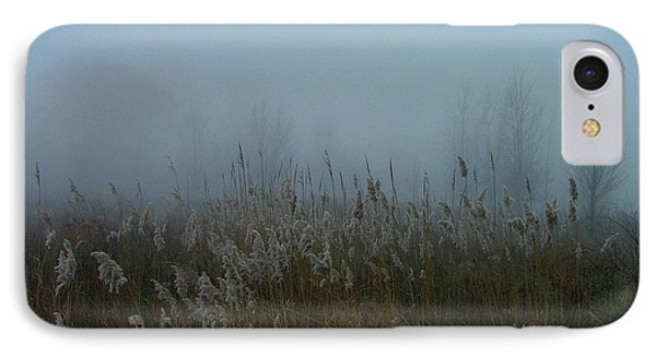 A Morning Fog IPhone Case