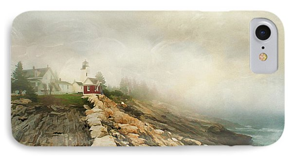 A Morning In Maine 2 Phone Case by Darren Fisher