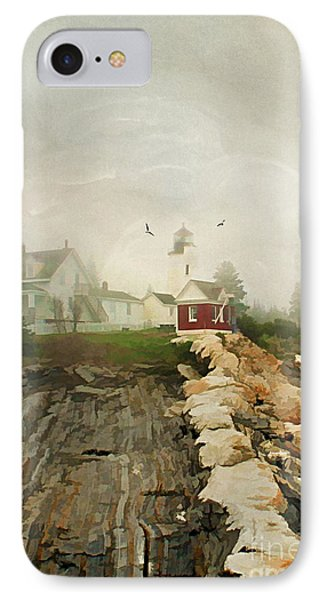 A Morning In Maine Phone Case by Darren Fisher
