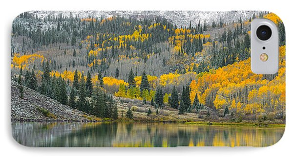 A Morning Of Life IPhone Case by Tim Reaves