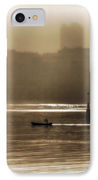 A Morning Paddle IPhone Case