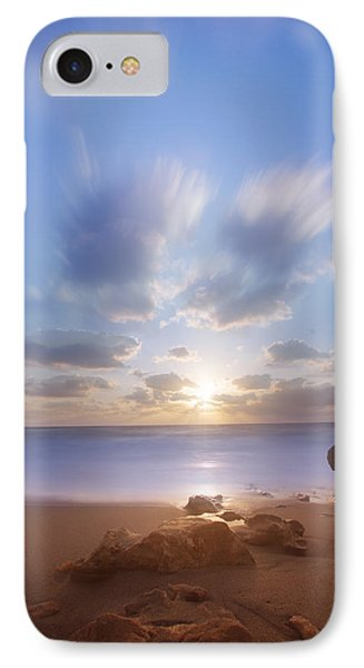 A New Beginning IPhone Case by Mark Andrew Thomas