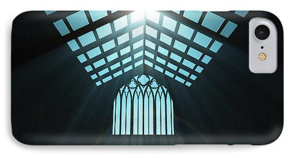 IPhone Case featuring the digital art A New Church... by Tim Fillingim