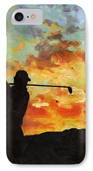 A New Dawn IPhone Case by Catf