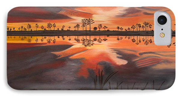 A New Day Dawning IPhone Case by Jane Axman