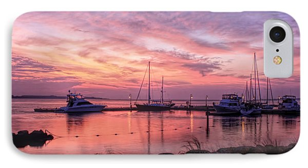 A New Day Dawning  IPhone Case by Olahs Photography