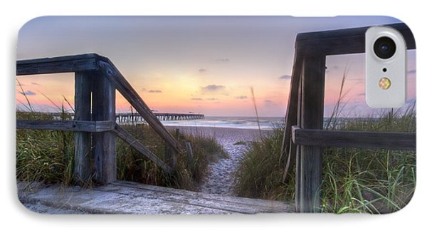 A New Day IPhone Case by Debra and Dave Vanderlaan