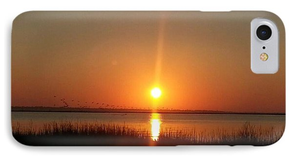IPhone Case featuring the photograph A New Day Is Born by Joetta Beauford